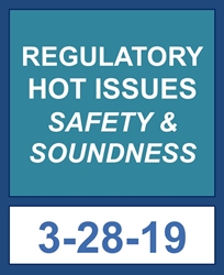 2019 Regulatory Hot Issues (Safety & Soundness)