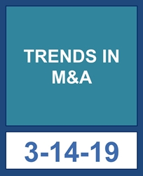 2019 Trends in M&A