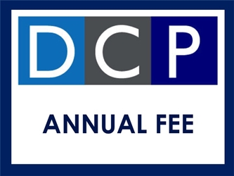 Director Certification: Annual Fee