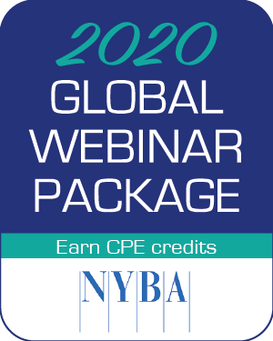NYBA Global Webinar Package 2020